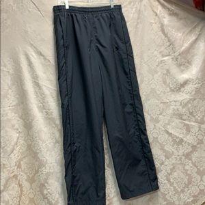 Nike Track Pants Large Grey EUC